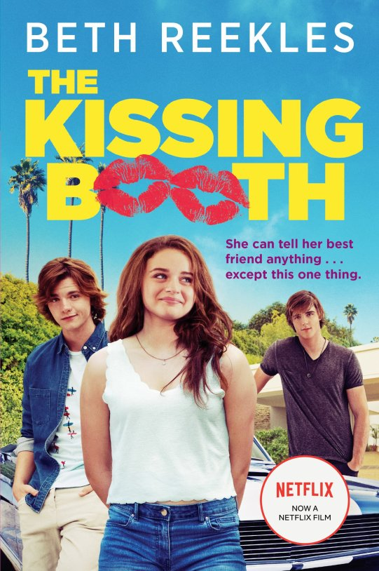 Kissing Booth Movie Cover